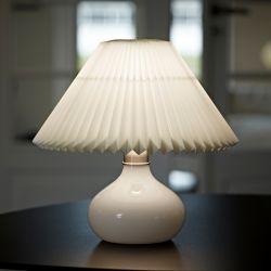 Le Klint 314 bordlampe - Stål