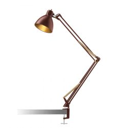 Archi T2 bordlampe - Maple Red