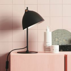 Århus bordlampe - Sort