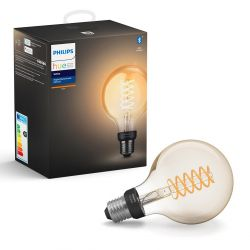 Philips HUE White Filament Globe E27