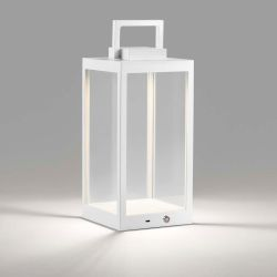 Light-Point Lantern T2 bordlampe - Hvid