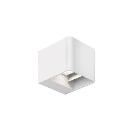 Su & Giu LED W1 væglampe - Hvid