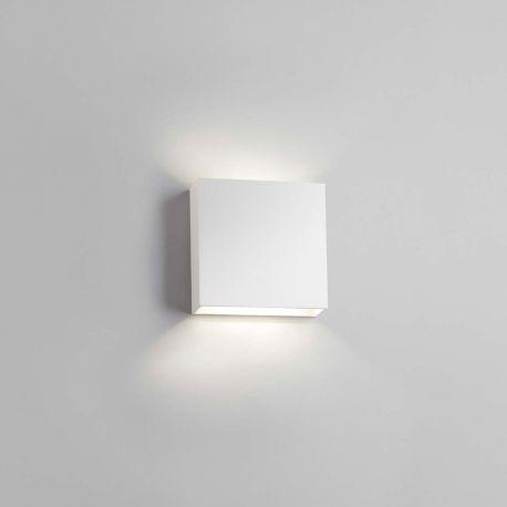 Compact W1 væglampe 2700K - Hvid