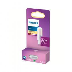 Philips LED G9 stiftpære 4,8W (60W)