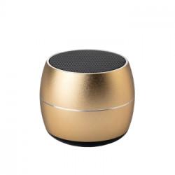 Mini bluetooth højtaler - Guld