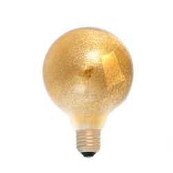 Danlamp Globepære Gold 40W E27