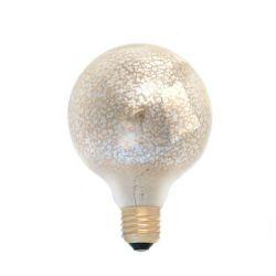 Danlamp Globepære Silver 40W E27