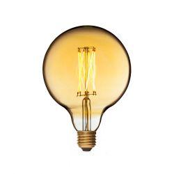 Danlamp LED Mega Edison Gold 4W E27