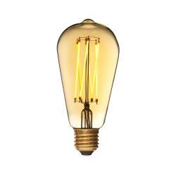 Danlamp LED Edison Gold 4W E27
