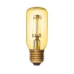 Danlamp LED Eksteriør Rør Gold 2,5W E27