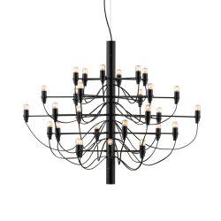 FLOS 2097/30 LED lysekrone - Sort
