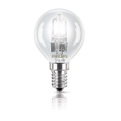 Philips EcoClassic krone - E14 18W - 204 Lumen