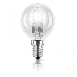 Philips EcoClassic krone - E14 42W - 630 Lumen
