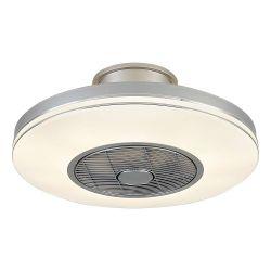 Ventilator LED plafond Ø50 m/fjernbetjening