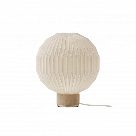 Le Klint 375 Small bordlampe - Papirskærm