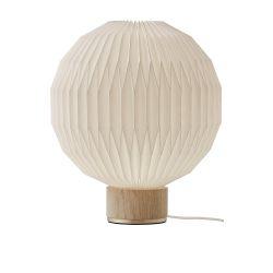 Le Klint 375 Medium bordlampe - Papirskærm