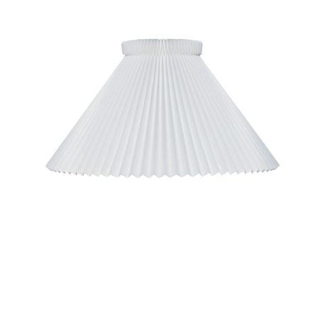 Le Klint 1-35 lampeskærm - Hvid plast