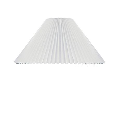 Le Klint 2-19 lampeskærm - Hvid plast