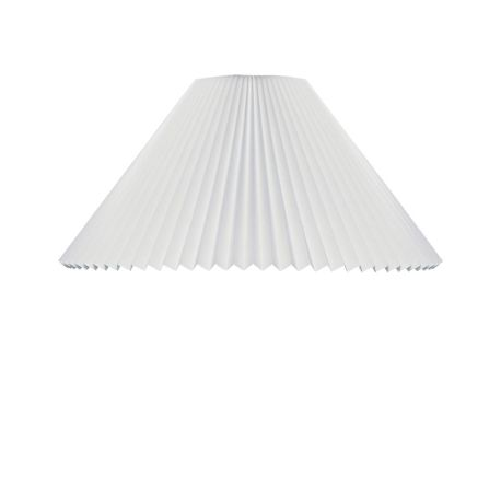 Le Klint 2-35 lampeskærm - Hvid plast