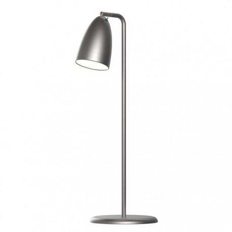 Nexus 10 bordlampe - Børstet stål