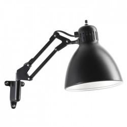 JJ Junior væglampe - Mat sort