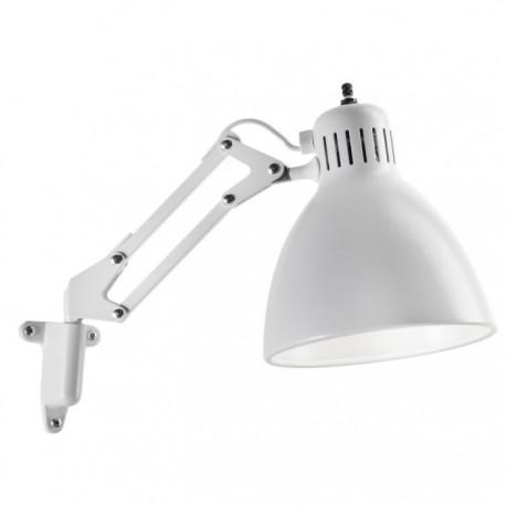 JJ Junior væglampe - Mat hvid