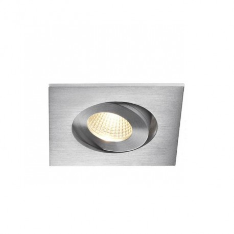 Click Square LED - Aluminium