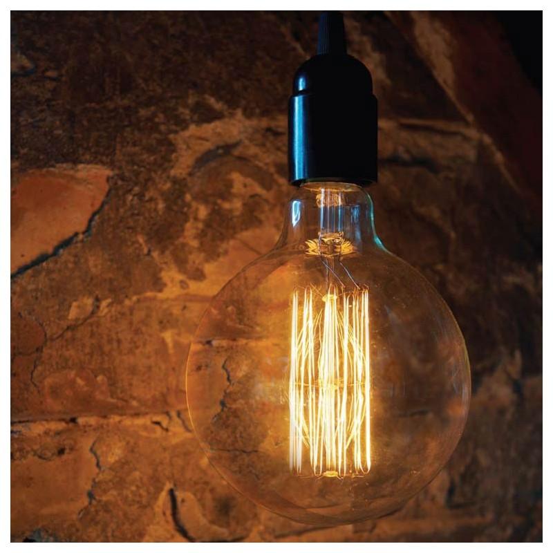 Fantastisk Danlamp Mega Edison - E27 60W - Dekorative glødepærer JC08