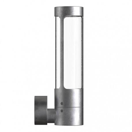 Helix væglampe - Galvaniseret