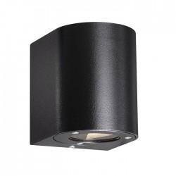 Canto væglampe - Sort - Udendørsbelysning fra Nordlux