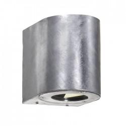 Canto væglampe - Galvaniseret stål - Udendørsbelysning fra Nordlux