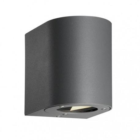 Canto væglampe - Grå - Udendørsbelysning fra Nordlux