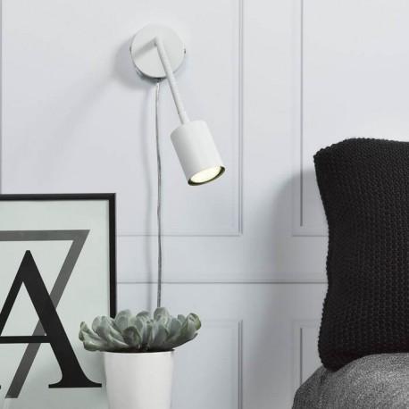 Nordlux Explore flex væglampe - Hvid