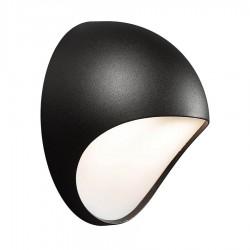 Nordlux Fuel udendørs væglampe - Sort - Udendørsbelysning