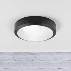 Nordlux Desi 22 plafond - Sort