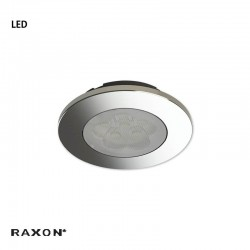 LD4500 LED 2,6W Downlight - Stål
