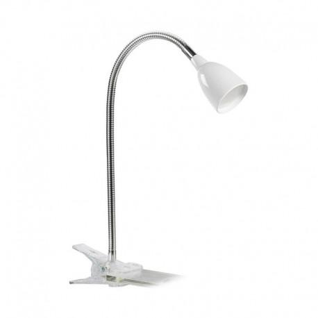 NielsenLight Kobra LED klemspot - Hvid