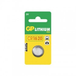 GP CR1620 Lithium knapcelle batteri