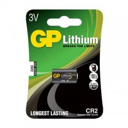 GP CR2 Foto Lithium batteri