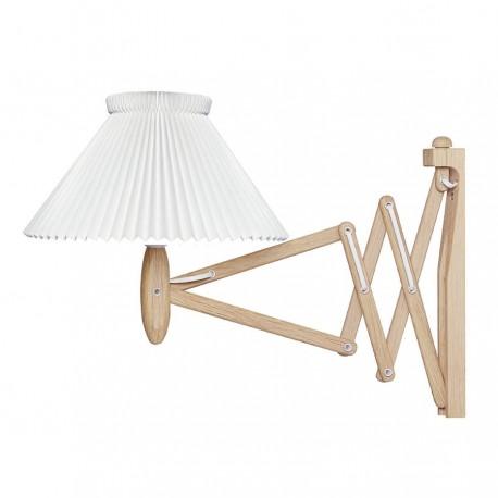 Le Klint 324 Saxlampe inkl. 6/17 skærm - Lys eg