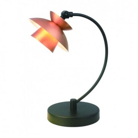 Mini Dallas Style bordlampe - Kobber