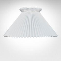 Le Klint 6/17 lampeskærm - Hvid plast