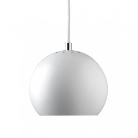 Frandsen Ball pendel - Mat hvid