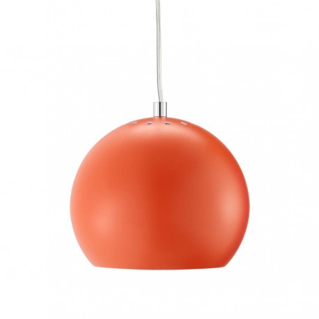 Frandsen Ball pendel - Mat orange