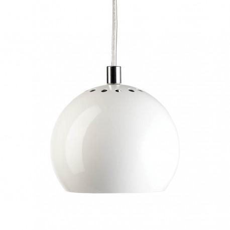 Frandsen Ball pendel - Blank hvid