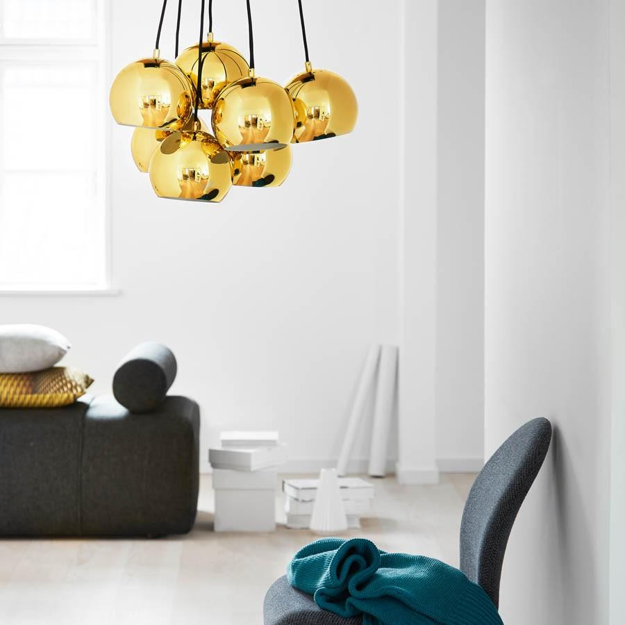Frandsen   design lamper fra frandsen   lys lamper.dk