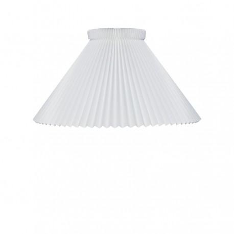 Le Klint 1-17 lampeskærm - Hvid plast