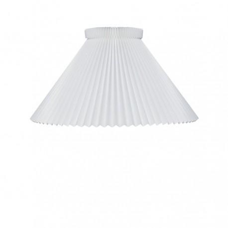 Le Klint 1-19 lampeskærm - Hvid plast