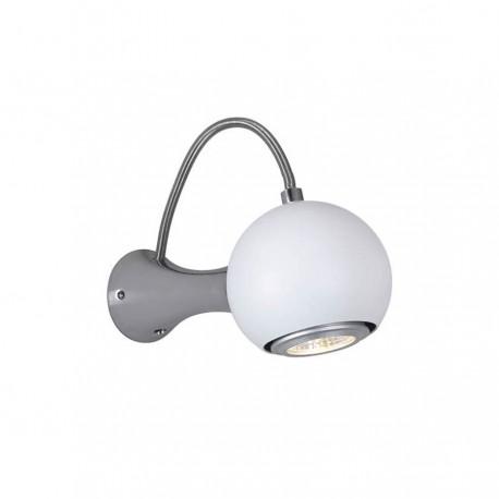 Tee W1 LED - Mat hvid - Darø belysning