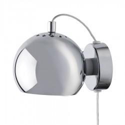 Frandsen Ball væglampe - Krom